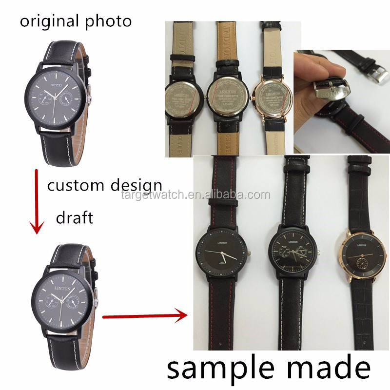 New Fashion Business Quartz Sport Silicone Man Military Watch