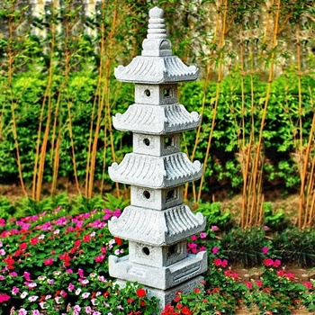 Garden Decoration Japanese Pagoda Lantern , Buy Japanese Pagoda  Lantern,Pagoda Carving,Garden Decoration Product on Alibaba.com