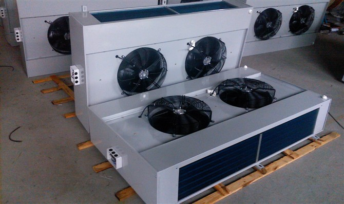 20kw Ceiling Mounted Type Evaporator For Cold Room Freezer