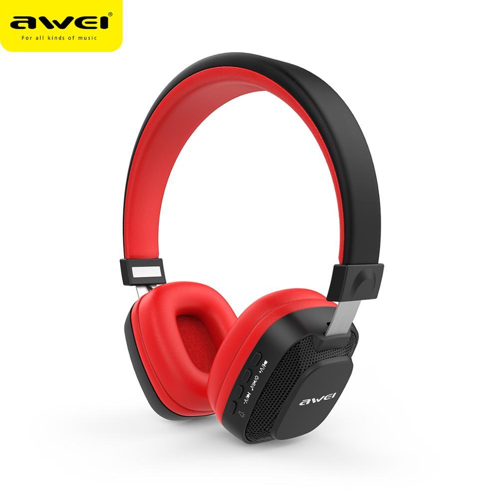 Awei A900bl Deep Bass Audio Headsets Music Wireless Bluetooth Fone De  Ouvido For Mobile Phone - Buy Fone De Ouvido,Bluetooth Fone De  Ouvido,Wireless