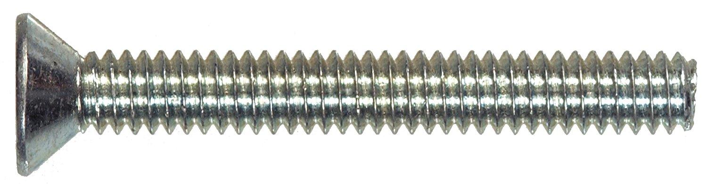 The Hillman Group 101081 10-24-Inch x 1-1/2-Inch Flat Head Phillips Machine Screw, 100-Pack