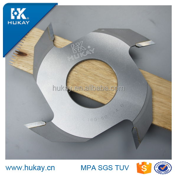 tungsten carbide tipped finger jointer sharper cutter for wood finger jointer