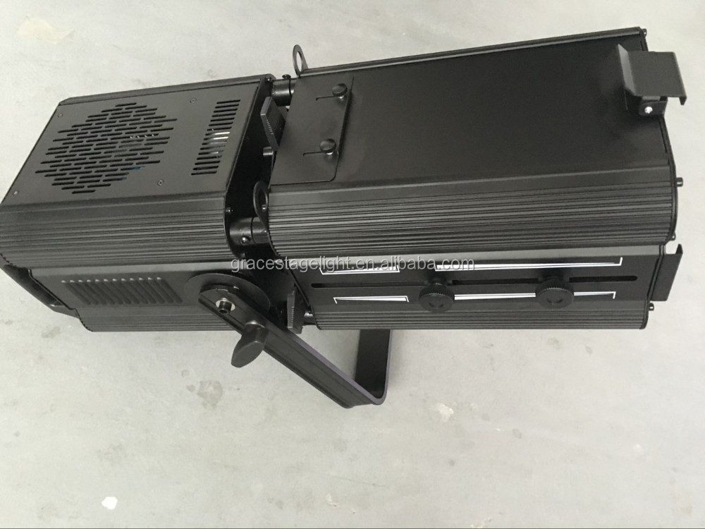 Professional stage lighting 300W LED White 3200K/6500K Zoom Profile Light