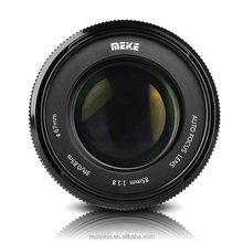 Meike 85 Mm F1.8 Full Frame Autofocus Portret Prime Lens Voor Canon Eos <span class=keywords><strong>Ef</strong></span> Digitale Slr Camera 'S