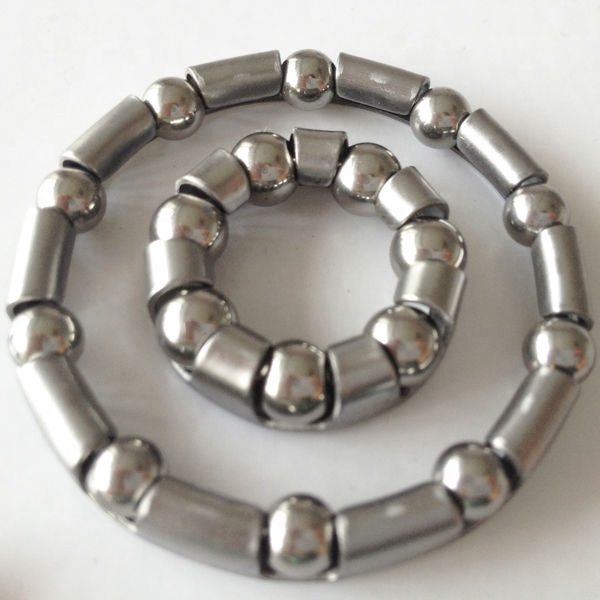 5/32x16 chrome Steel Ball Retainer for bicycle fork fittings