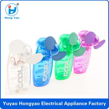 Mini Hand Ventilator Op Batterijen Ventilator,Werkt Door Batterij ...