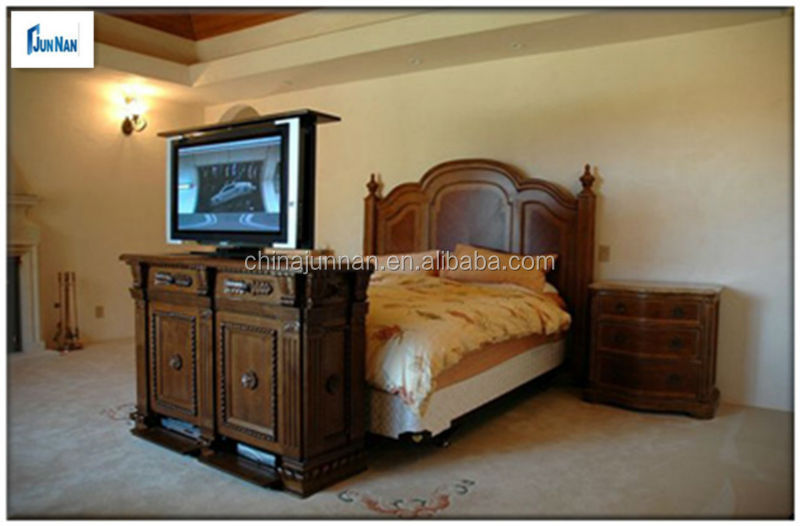 Leather Bed With Tv Lift Suppliers And Manufacturers At Alibaba