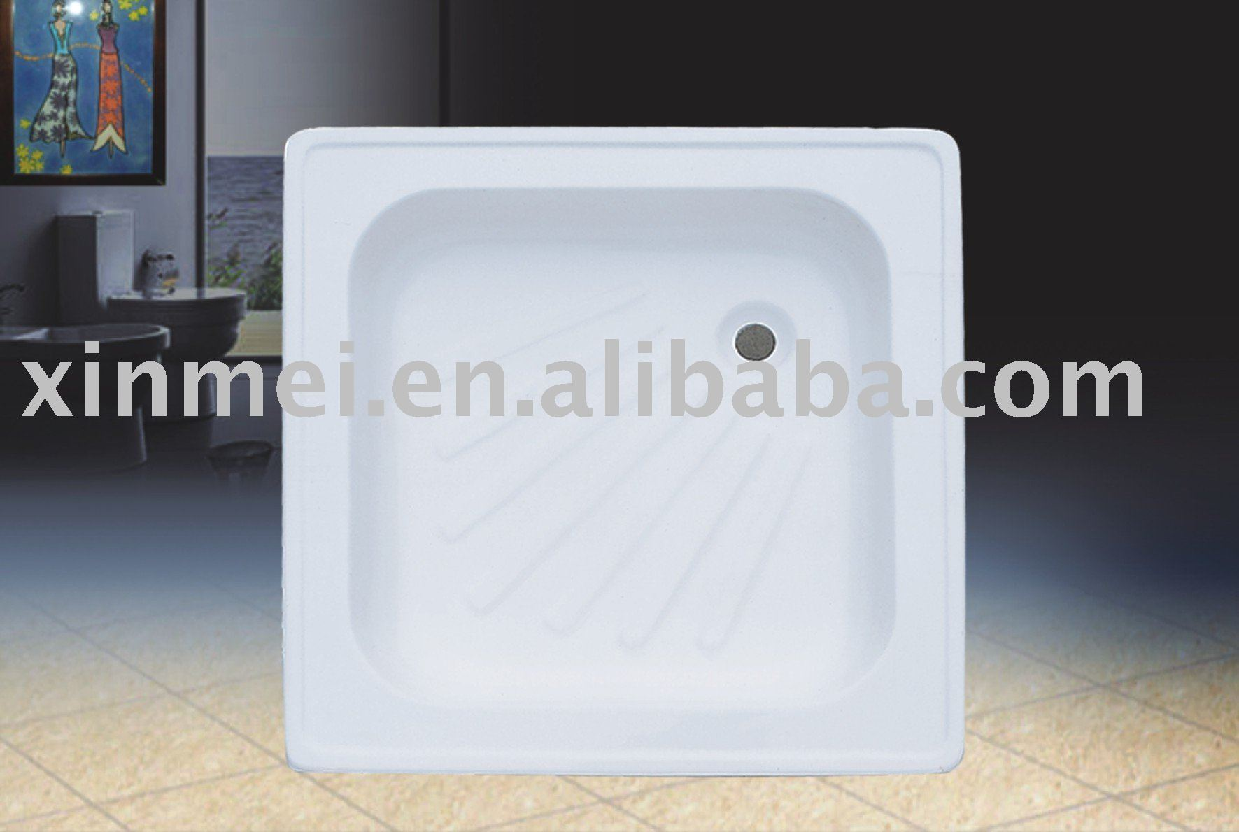 Shower Tray Tub,Shower Tub,Washing Tub - Buy Shower Tray,Bathroom ...
