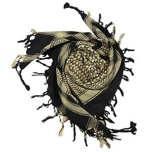 Custom Color 100*100 Cm Pali Palestinian Arafat 100% Cotton Fashion Square Scarf