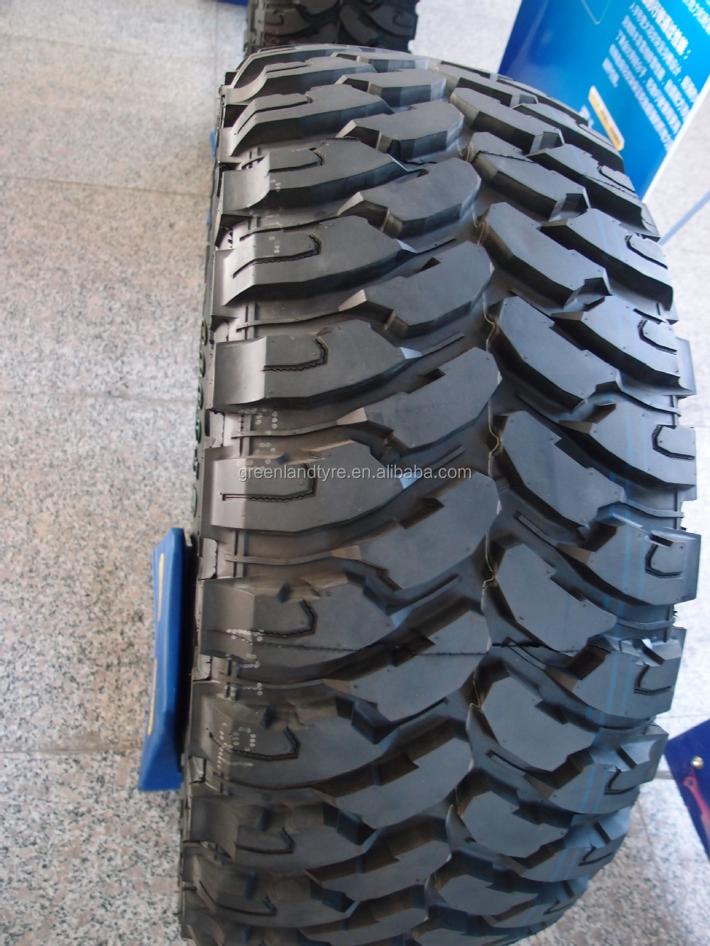 Cheap Mud Tires For Trucks >> All Terrain Mud Tires 265 75r17lt Chinese Brand Greenland Brand
