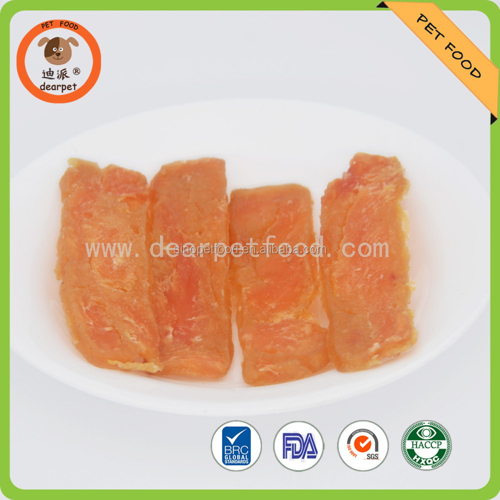 healthy dog food of Chicken slice dry dog food