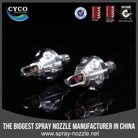 CYCO Fire Fighting Water Mist Nozzle,OEM Fire Proofing Mist Nozzle, High Pressure Metal SS316 Fire Fighting Water Mist Nozzle