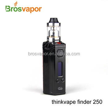 Authentic Thinkvape Finder 250 box mod 2016 Thinkvape Newest mod hot selling