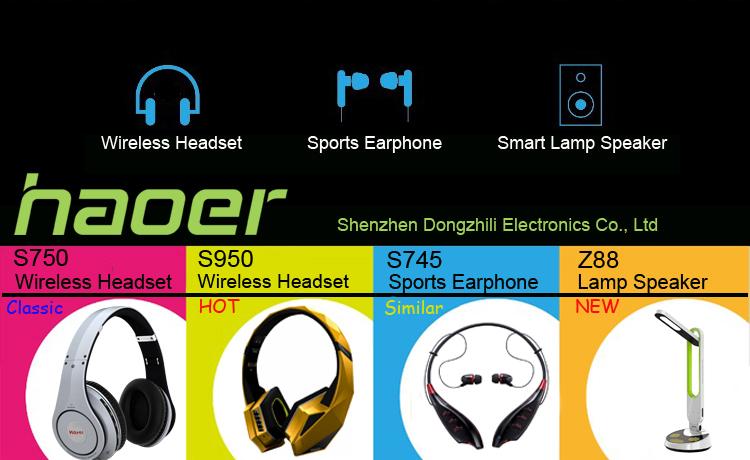 Auriculares bluetooth banda para el cuello wireless sport