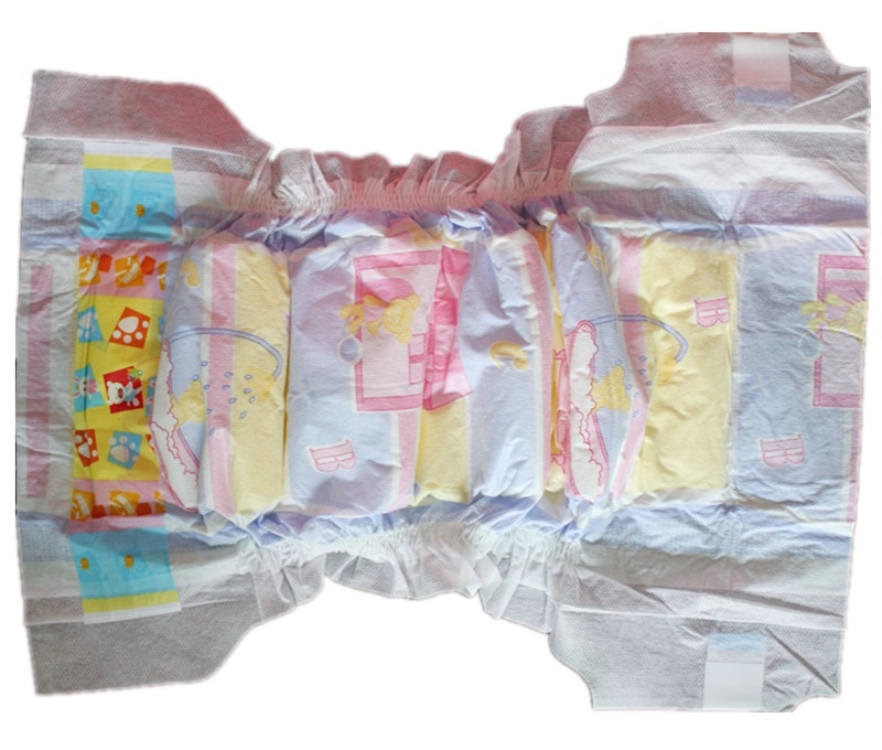 Wholesale China Disposable Printed Adult Baby Diapers In