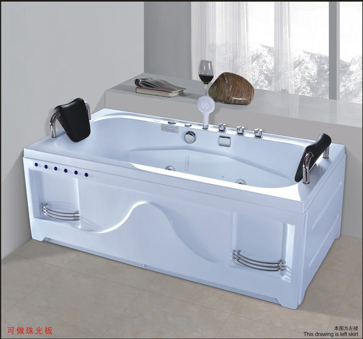 Foshan Spa Bath Tub Indoor Massage Spa Hot Tub Luxury ...