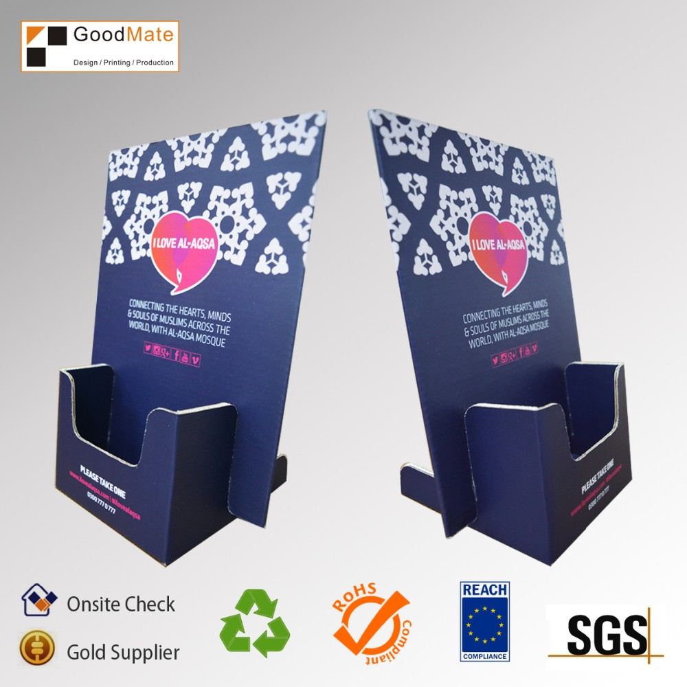 China Supplier New Product Floor Cardboard Paper Display Stand ...