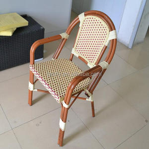 Faux bamboo furniture rattan bamboo chair with alibaba trade assurance.