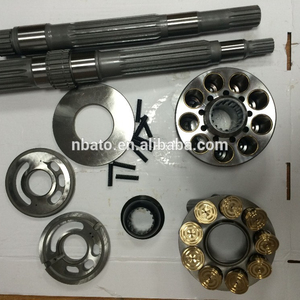 High quality KAWASAKI K5V80/140/160/180/200 hydraulic piston pump parts with the lowest price from Ningbo