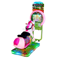 Factory Price Coin Operated Amusement Used Kiddie Rides Machine for sale