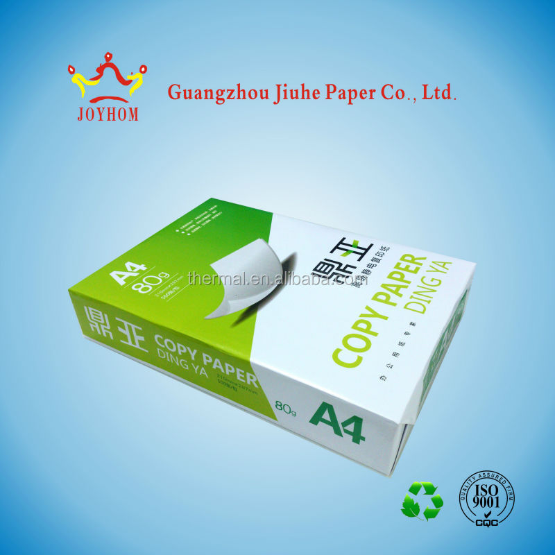 Guangdong manufacturer hot selling double a4 copy paper
