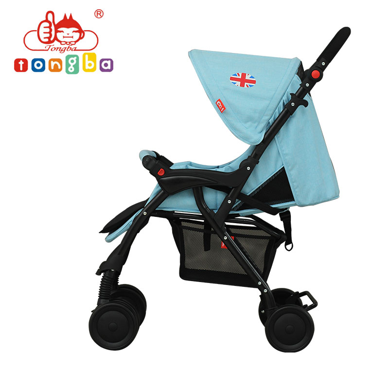 2017 New Fashion Light Weight Comfortable 3 in 1 Baby Stroller