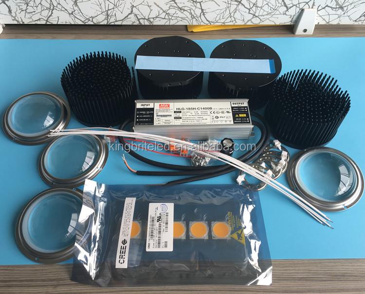 Cree Cxb3070 200w Diy Led Grow Light Kits Buy Cxb3070
