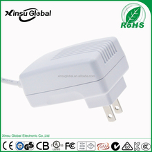 PSE listed AC-DC Adapter 15V 1.6A for window cleaning robot