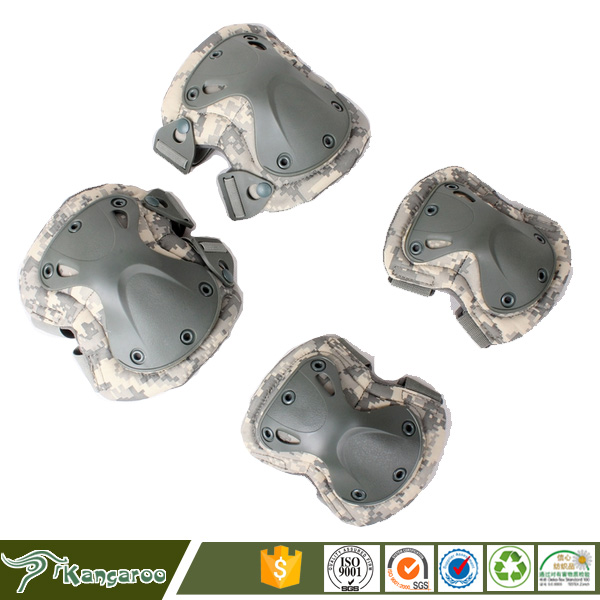 Security Military Tactical Camo Knee Elbow Pads