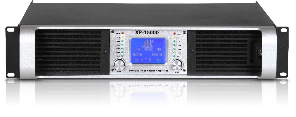 power amplifier professional 2000 watts/8 ohms XP-20000 module H-class drive dual 18 inch subwoofer