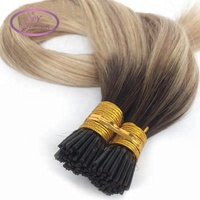 Luxury Top Quality Direct Factory Virgin Russian Double Drawn Extension Balayage Tip Hair