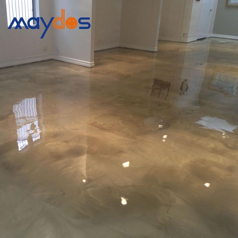 Clear Epoxy Hardener Resin Flooring