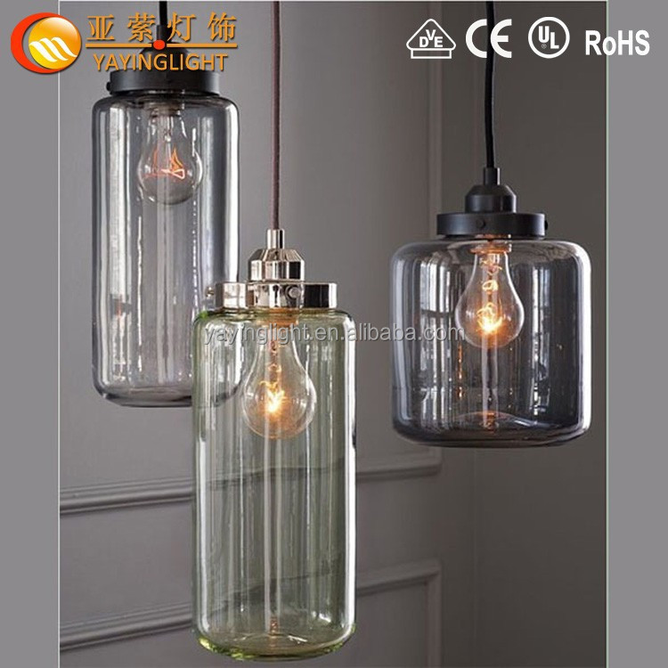 Vintage Edison Light Bulb,Silicone Pendant Lamp,Rectangle ...
