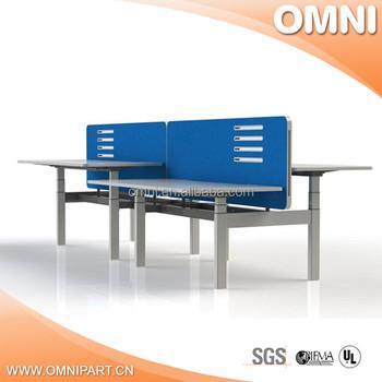 Ergonomic Adjustable Office Desk Adjustable Trestle Table