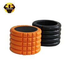 RAMBO Cheap Price Smooth Rumble Grid Foam Roller Pilates Yoga