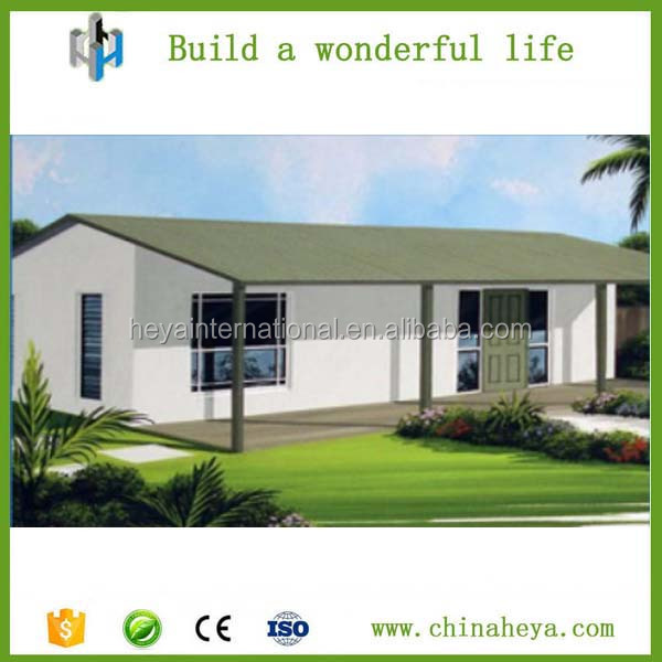 Precio barato eps panel s ndwich prefabricado casa - Precio casa prefabricada ...