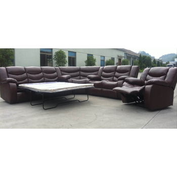 2358 Folded Bed Chaise Lounge Recliner Sofa Home Theater