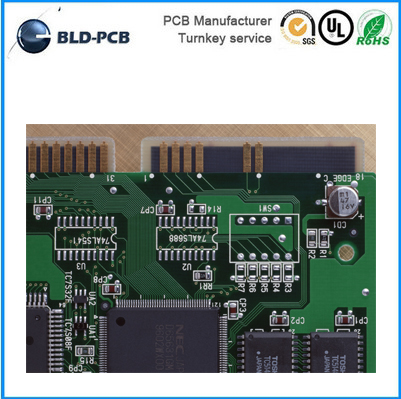 94v0 circuit board double sided PCB bare board for industrial control system pcb assembly