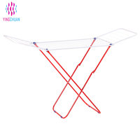 Clothes drying rack for outdoor usage foldable cloth rack