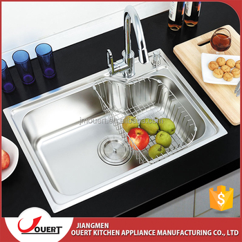 Europe Market Standard Kitchen Crusher Sink Use Liners Single Bowl ...