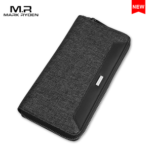 2018 New Design Good looking long wallets fashion design Slim Wallet MR6912