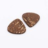 instruments accessories nature coconut shell guitar picks
