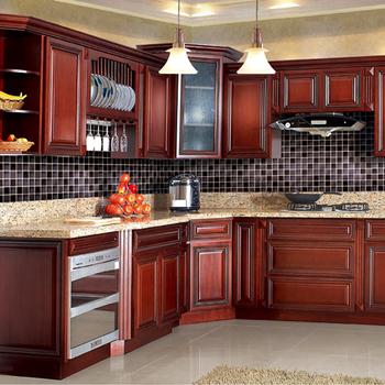 Modern Furniture Kitchen Products Designer Wooden Almari Modular
