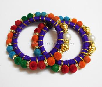 Buy Online Christmas Gift For Girls & Women- Fashion Bangles - Buy ...