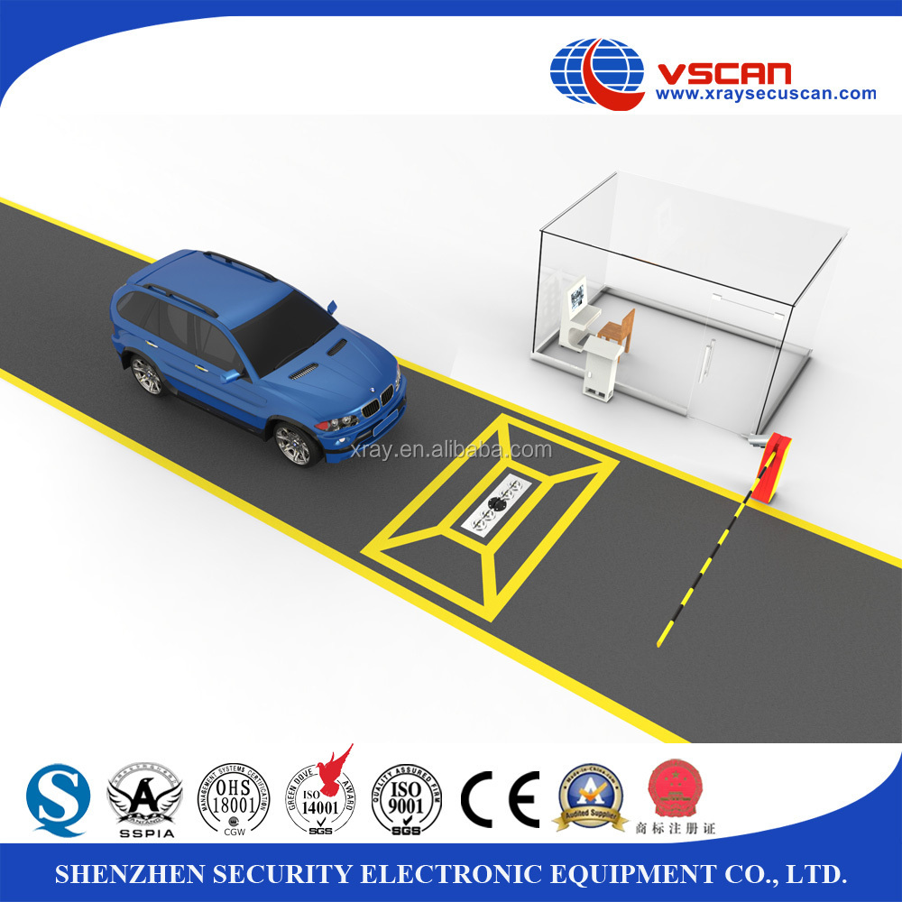 UVSS Vehicle Surveillance/Tracking Inspection System for bus company, shopping mall, bank