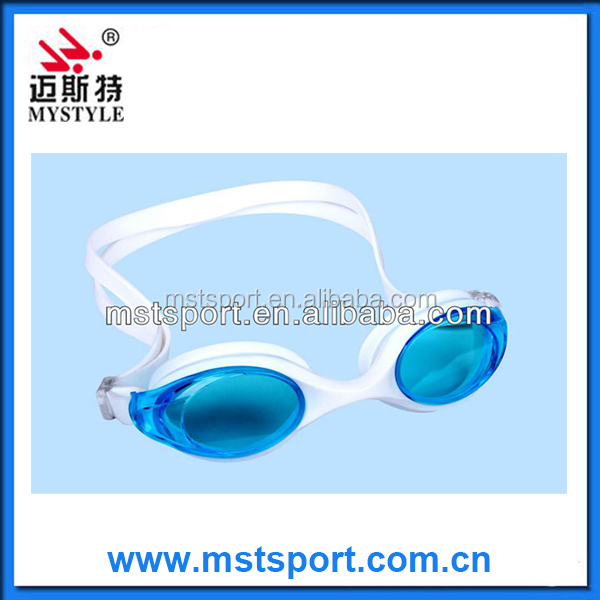 2015 fashion new silicone goggles