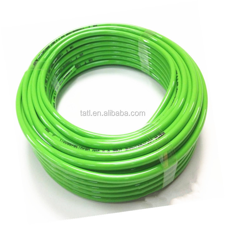 Polyurethane Flexible Air Pressure Hose Tubing PU Pneumatic Pipe Tube