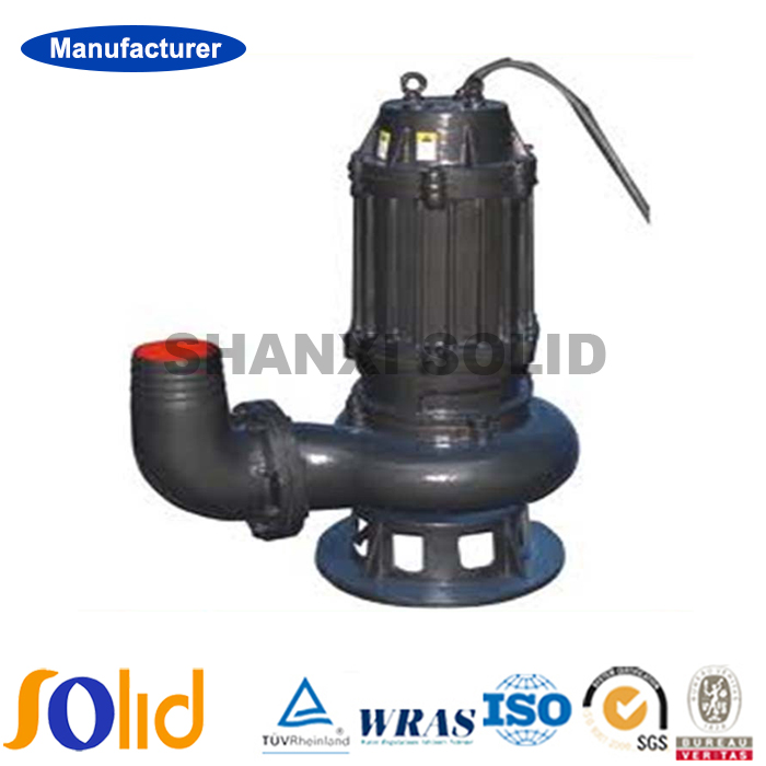 Heavy Duty Lower Consumption Submersible Bilge Ballast Fire Pump