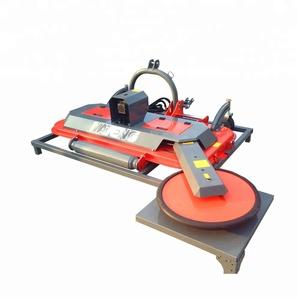 new designed tractor gfm shredder mower vineyard cutting mower