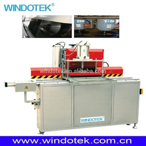 Aluminium mitre saw aluminium window manufacturing machine supplier
